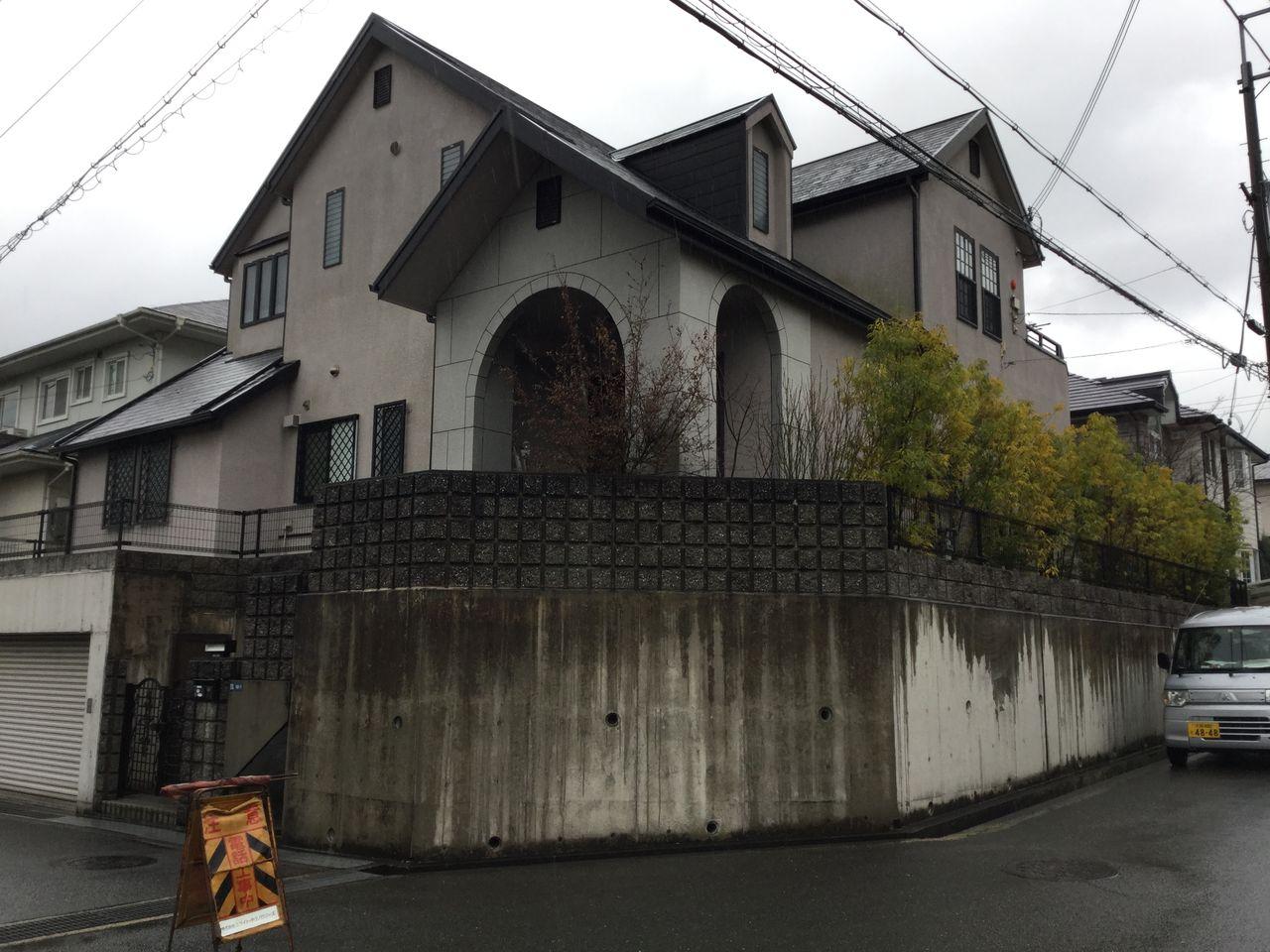 山本邸(四条畷)