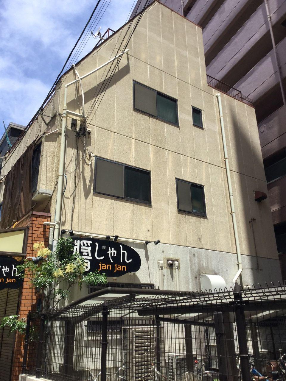 谷井邸 福島 壁 施工前写真