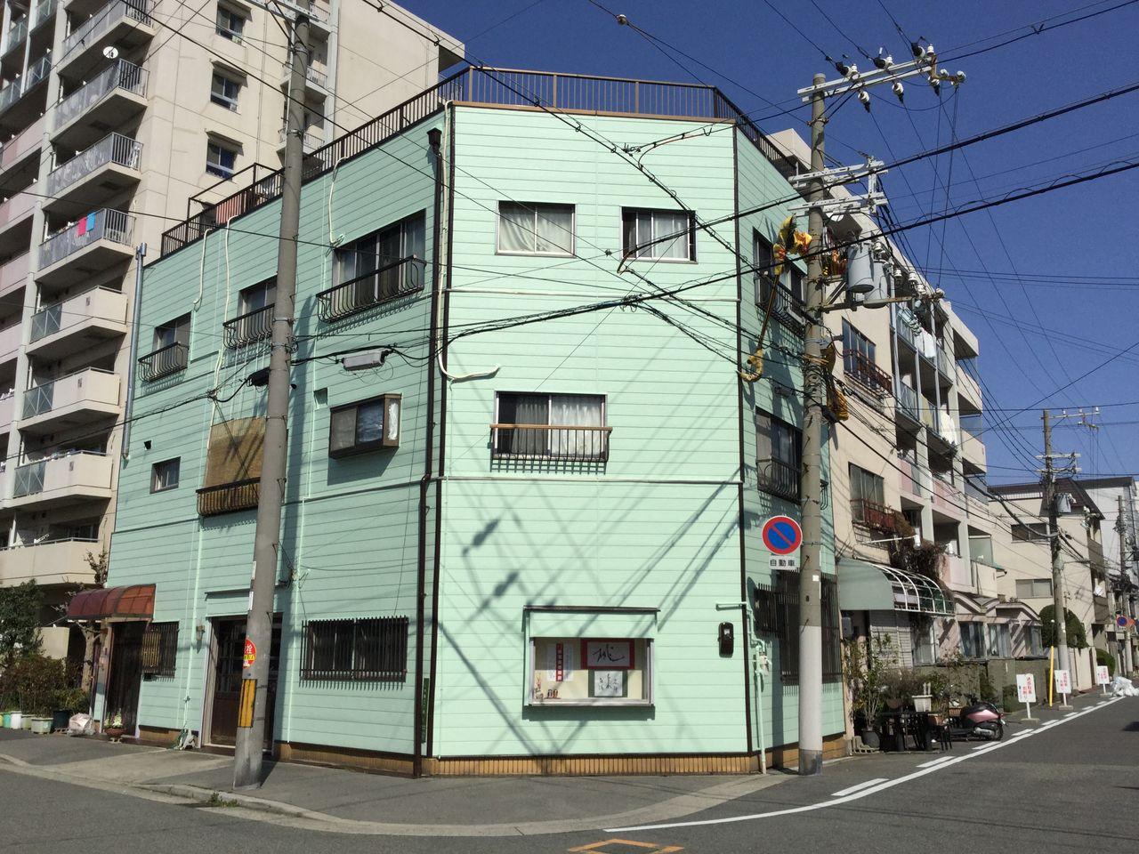 田中邸 1-2