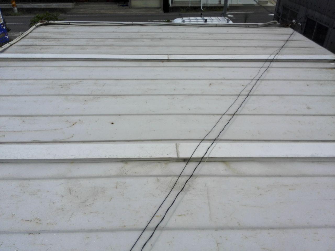 一産業 屋根施工前