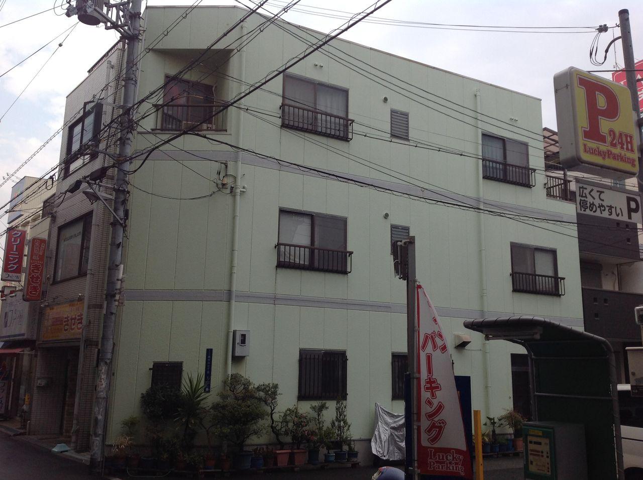 坂野邸 1-1