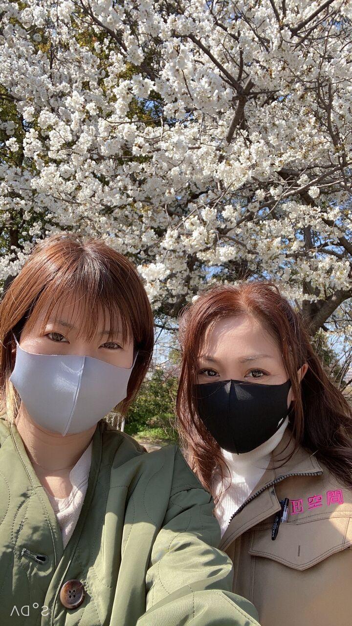ハルカス🌸通天閣_210323_13 桜