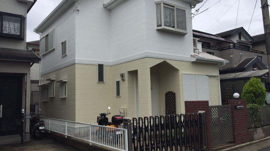八幡市T様邸が完工しております